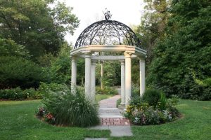 Salem New Pergola Design in a park